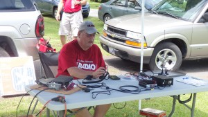 Additional radio setup